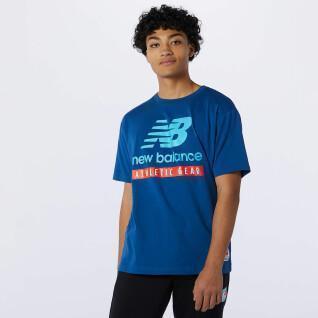 New Balance essentials logo T-shirt