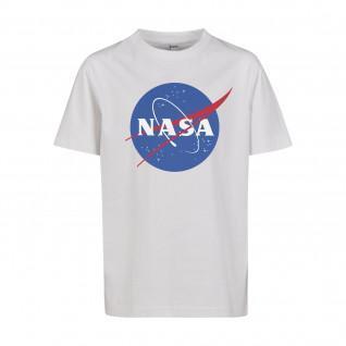 Mister Tee nasa badge child T-shirt