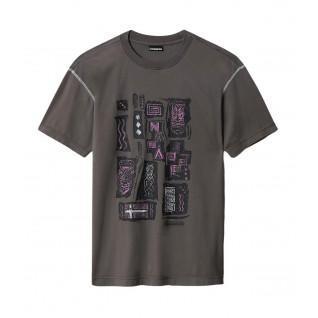 Napapijri Kee Grey Gargoyle T-shirt