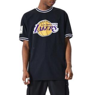 Oversized lakers t-shirt