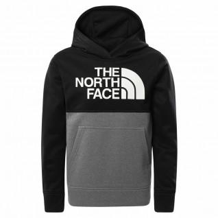Hooded sweatshirt child The North Face Surgent