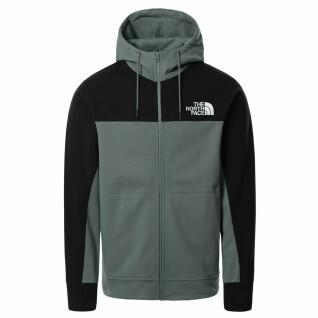 Sweatshirt with zip The North Face Hmlyn