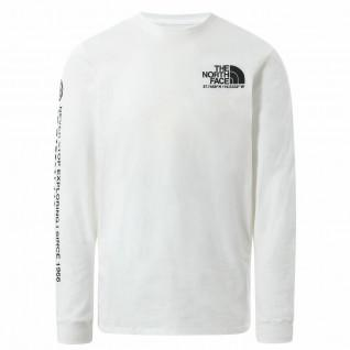 North Face Coordinates Long Sleeve T-Shirt