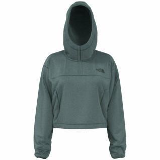 Women's zip-up sweatshirt The North Face Osito