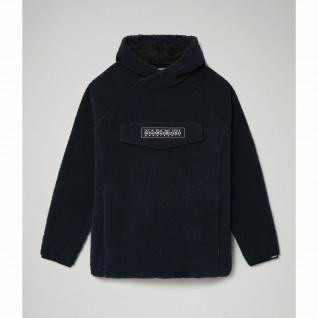 Hooded sweatshirt Napapijri Patch Curly