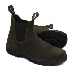 Shoes Blundstone Original Chelsea Boots 1615 Dark Olive
