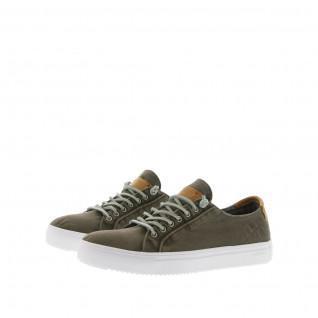 Blackstone Canvas low shoes