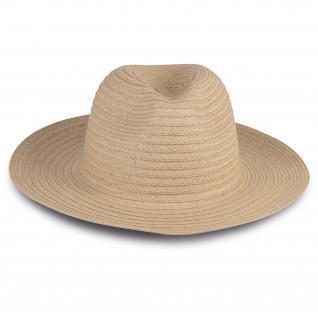 Classic K-up Straw Hat