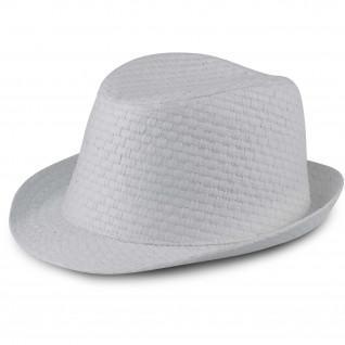 Panama Retro K-up Straw Hat