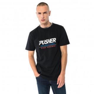 Pusher powered T-shirt