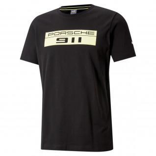 Puma T-shirt Porsche big logo