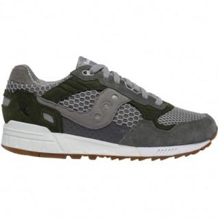 Saucony Shadow 5000 Grey/Green Shoes