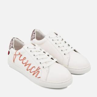 Women's shoes bons baisers de paname simone-french kiss
