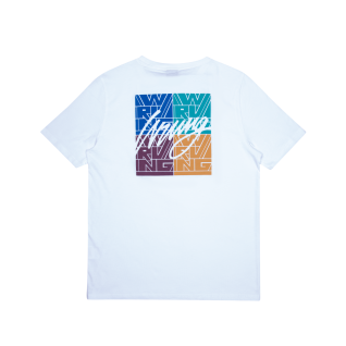 T-shirt Wrung Square Sign