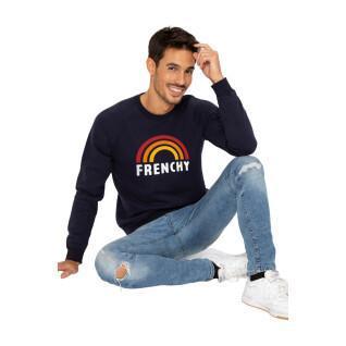 Sweatshirt round neck French Disorder Frenchy