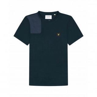 Lyle & Scott Ripstop applique T-shirt