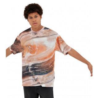 T-shirt Nicce Aerial O/S