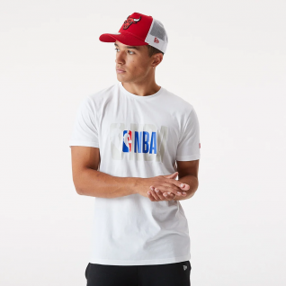 T-shirt New era Nba Logo