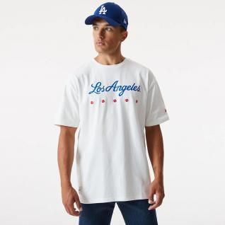 New era Los Angeles Dodgers heritage oversize T-shirt