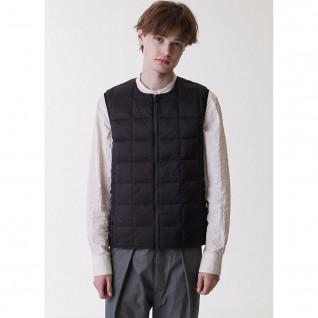 Sleeveless vest round neck Taion