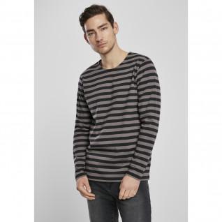 Urban Classics regular stripe long sleeve T-shirt