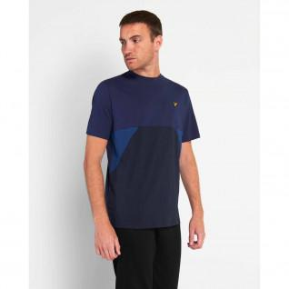 T-shirt Lyle & Scott Geo Panel
