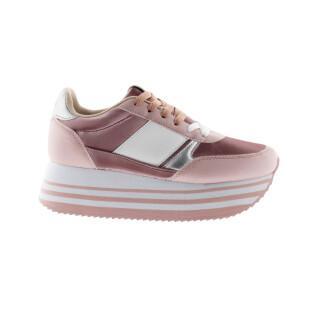 Women's shoes Victoria cometa doble metalizado
