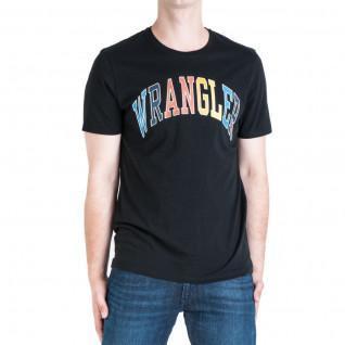 T-shirt Wrangler Rainbow