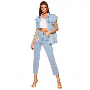 Mom Jeans Wrangler woman