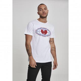 T-shirt Wu-wear front-back