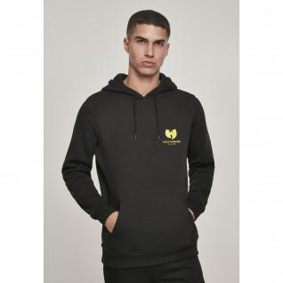Hooded sweatshirt Wu-wear logo
